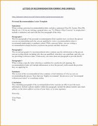 Letter Of Recommendation Coworker Teacher Recommendation Letter Template For College Reference Samples