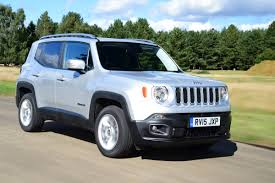 Jeep Towing Chart Jeep Renegade Review Auto Express