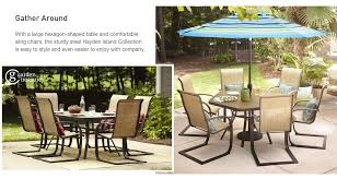Shop the Hayden Island Patio Collection on Lowes