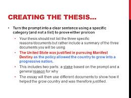 dbq introduction and conclusion step the thesis dbq essays 4 creating