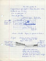 Field Notebook Page By David Soren And Guy P R Métraux
