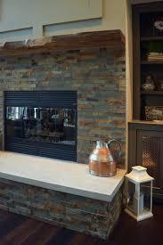 Fireplace: Fireplace Base Stone Home Design Wonderfull Modern At  Architecture Fireplace Base Stone