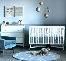organic rugs for nursery rug baby room round crib of blue chair wall best nursery rug
