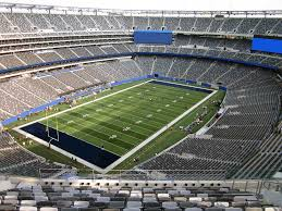 Metlife Stadium Football Seating Chart Metlife Stadium Tickets