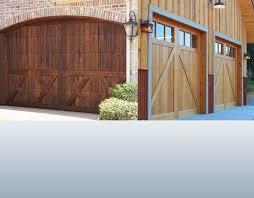 Door Design ~ Exciting Amarr Garage Doors With Brick Wall And Gable ...
