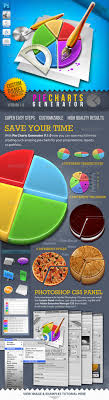 Beautiful And Cheap Infographics Tool Series 3d Pie Chart