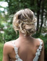 Coiffure Demoiselle D Honneur Cheveux Fins 15 Coiffures De
