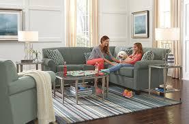 Flexsteel Dana Sectional at Garden City Furniture – Garden City