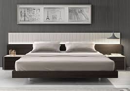 Attractive Modern King Platform Bed with Incredible Inspirations For