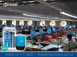 Báo giá bán, lắp đặt máy lọc nước bán công nghiệp 30l/h