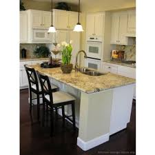 Kitchen islands with breakfast bar Diy Shaped Kitchen Island Breakfast Bar Foter Kitchen Island With Granite Top And Breakfast Bar Ideas On Foter
