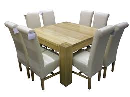 8 Seat Square Dining Table 8 Seater Square Dining Table Free Image