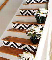 stair risers decor woohome 5