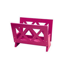 Purple Magazine Holder Purple Magazine Racks Decorative Storage The Home Depot 59