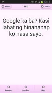 Tagalog Love Quotes Tagalog Love Quotes APK Download Free Entertainment APP for 47