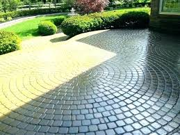 small paver patio designs landscaping ideas with backyard patios design d47