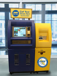 Vending Machine License California Beauteous DMV Now Self Service Terminals Expand To More Locations