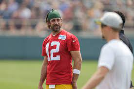 Who beat out Packers' Aaron Rodgers to ...