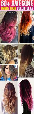 60 Awesome Ombre Hair Color Ideas