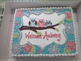 Best 25 Baby Shower Sheet Cakes Ideas On Pinterest  Baby Girl Owl Baby Shower Cakes For A Girl