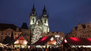 Weihnachtsmarkt Prag Tschechien