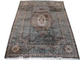unusual design ideas grey oriental rug charming decoration rra 8x11 persian rug kerman carpet silver grey