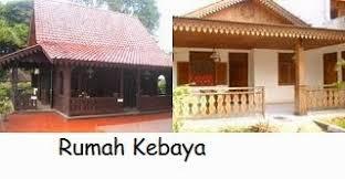 Tari ronggeng, tari yapong, tari topeng betawi, tari cokek, tari lenggang nyai. 25 Gambar Rumah Adat Kebaya Dki Jakarta Terbaru Koleksi Gambar Rumah Terlengkap