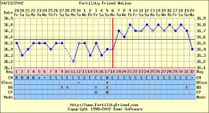 Basal Body Temperature By Tricia Greenwell