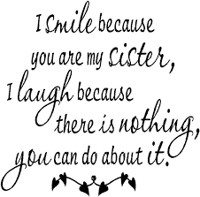 I Love You Sister Quotes New Love You Sister Quotes On QuotesTopics
