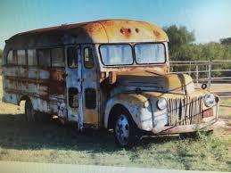 Hippie Buses 1941 Ford School Bus Short Bus Vintage Bus Camper Bus Hippie