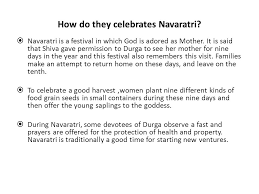 navaratri learning objective ppt video online  how do they celebrates navaratri