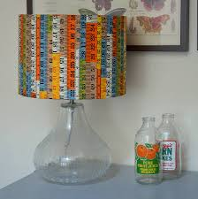 lamp shades design lamp shade fabric tape measure lampshade by grace favour home glass transparant colourful shades with numerik design pure fruit juice