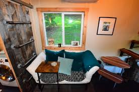 Tiny House Walk Through Interior Tiny House Basics - Tiny house on wheels interior