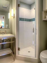 a stall shower fits perfectly small stalls walk in units compact curtain rod interesting with fabulous
