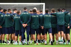 Italy vs. Spain, Euro 2020/1 semifinal ...