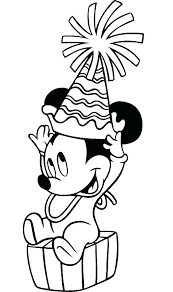 Mickey Mouse Coloring Template Monextelco