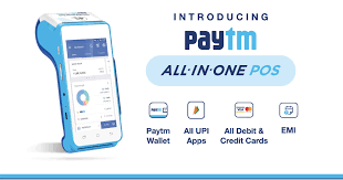 Paytm all-in-one Android POS device for merchant partners launched   91mobiles.com