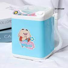 Mô Hình Máy Giặt Mini Đồ Chơi Cho Bé - Đồ chơi giáo dục
