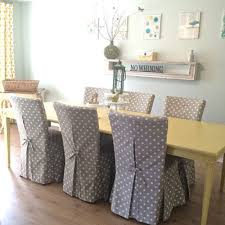 dining room chair covers in modern parsons chairs