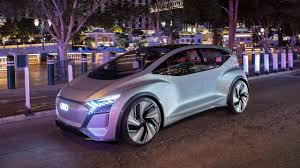 Craziest Car Designs The Coolest Cars And Futuristic Vehicles Of Ces 2020 Pcmag