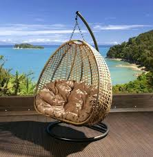 outdoor hanging chairs pod chair nz