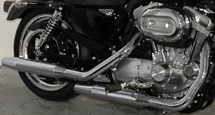 exhaust pipes harley davidson