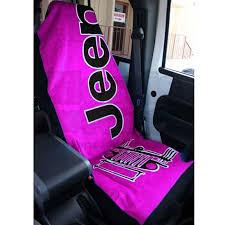 jeep logo towel car seat cover 60 x