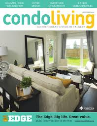 Calgary Condo Living September 2013 by Source Media Group - issuu