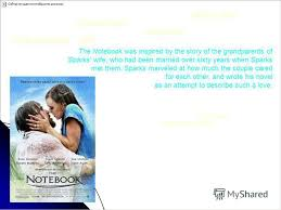 Презентация на тему its always exciting to talk about r ce  5 the notebook