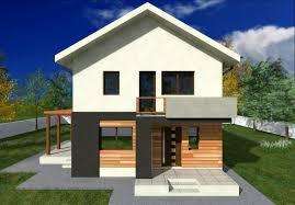 Two Story Small House Plans   Extra Space   Houz Buzzproiecte de case mici cu un etaj Two story small house plans