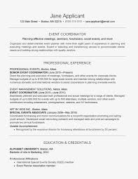 Event Planner Resume Objective Cover Letter Event Planner Andone Brianstern Co