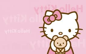 Merchandising, animation series, video games. Hello Kitty Hd Wallpaper For Pc Doraemon