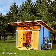 subterranean space garden backyard huts cabins sheds. By The Family Handyman Subterranean Space Garden Backyard Huts Cabins Sheds