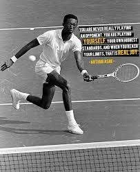 Arthur Ashe Quotes Awesome Arthur Ashe Quotes Quotesgram 48 QuotesNew